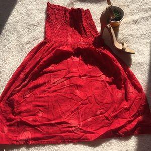 Dresses & Skirts - Red dress